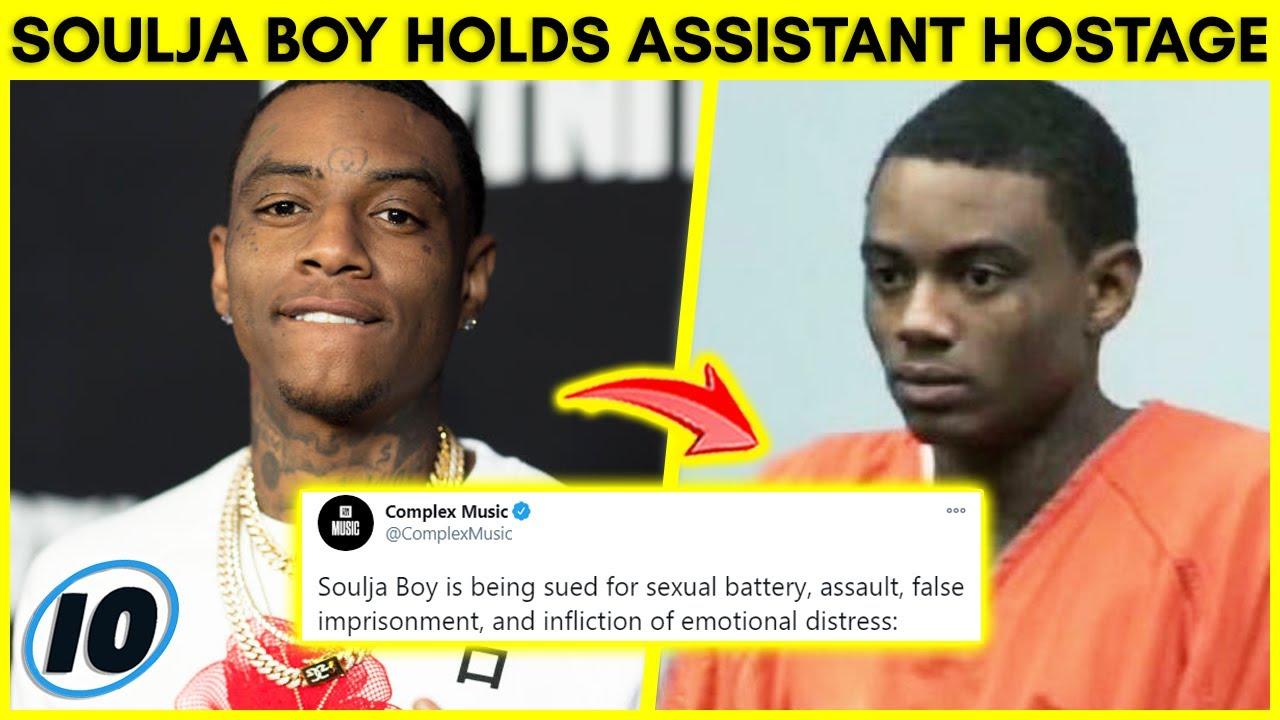 Soulja Boy In MAJOR Trouble After This