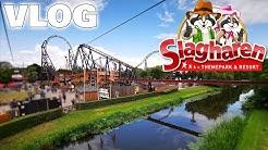 SLAGHAREN🎡🎢 Vlog August 2019 | ⭐️Mein ALLER ERSTER Besuch in diesem Park⭐️ | Slagharen