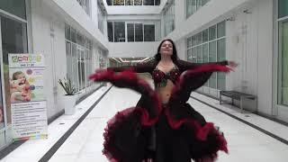 """Танец живота и цыганский танец. Школа танцев """"Экспромт СПб""""  научиться танцевать"""