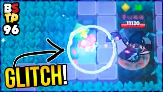 Edgar Attacking THROUGH WALLS GLITCH! Top Plays in Brawl Stars #96