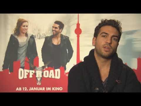 Wie sexy! Elyas M'Barek im Video-Interview zu seinem Film 'Offroad'