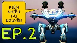 Storm Gust TYR - Kiếm Nhiều Hơn Nhờ Trang Bị Mạnh Ep.2 - War Robots WR
