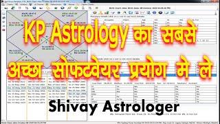 Best KP Astrology Software free , KP Starone Alternative Software (Jyotishya Deepika) screenshot 1