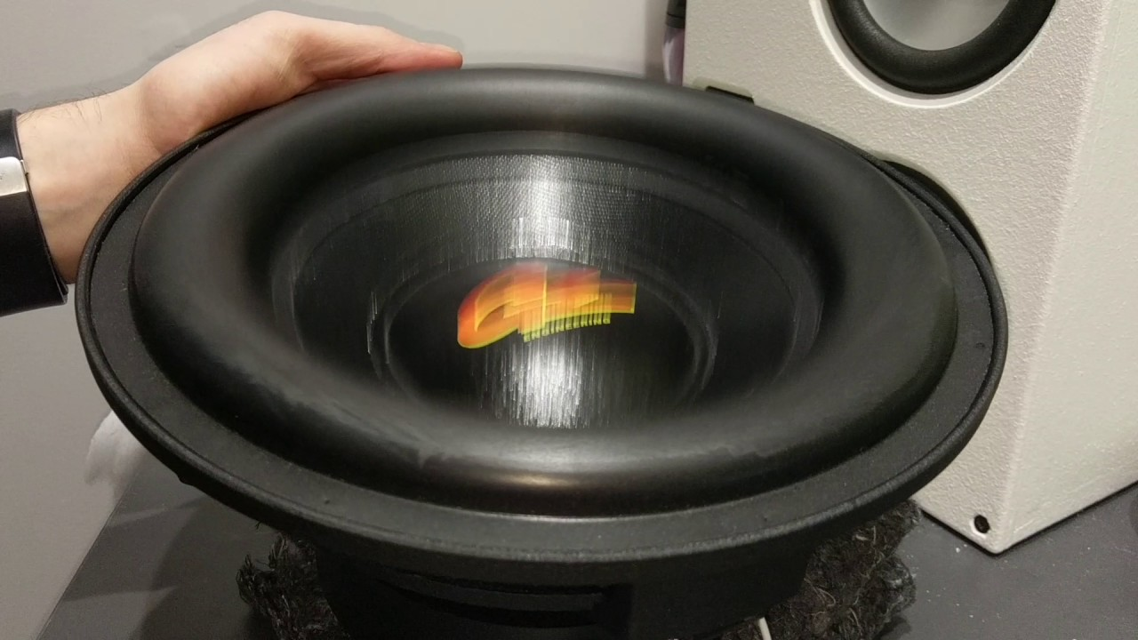 ground zero hydrogen 10 old school subwoofer youtube. Black Bedroom Furniture Sets. Home Design Ideas