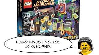 Lego Investing 101Jokerland!