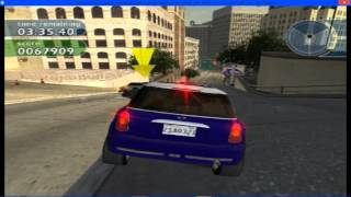 The Italian Job L.A Heist 2003 Gameplay Story Missions Part 15 Payback