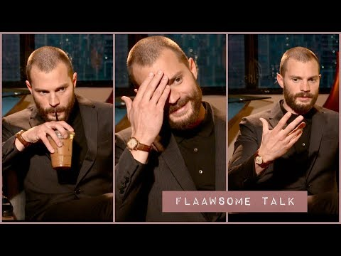 Jamie Dornan on the attention while undressing and dealing with fans FIFTY SHADES DARKER