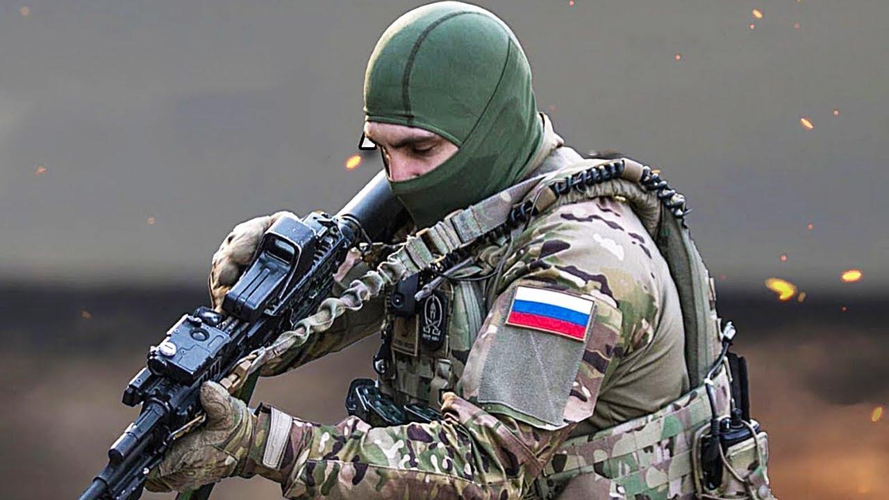 10 Fuerzas Especiales mas Letales de Rusia 🇷🇺