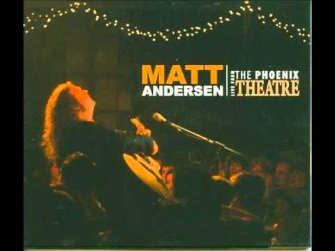 Have You Got The Blues - Matt Andersen (Live)