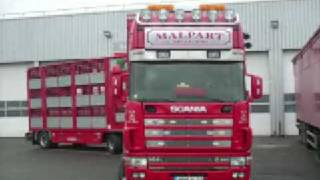 scania betaillere