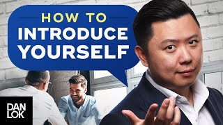 How To Introduce Yourself And Others