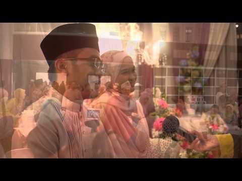Shauqi Kashim - Kau & Aku | Special Dedication Lyric Video