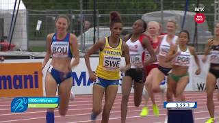 Cover images 1500m Women Final - European Athletics Team Championships First League Vasaa 2017