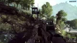 "Battlefield 4 Single Player Campaign 6-hour Longplay HD (Full Game) ""Hard, Blind"""