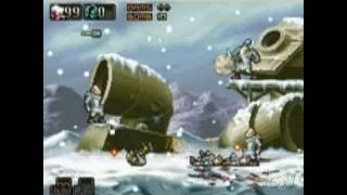 Commando: Steel Disaster Nintendo DS Trailer -