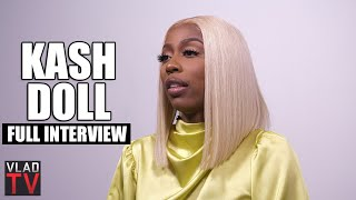 Kash Doll on Dancing, Drake, Big Sean, Dex Osama Getting Killed, Music (Full Interview)