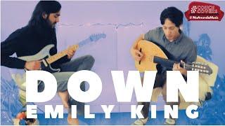 Down (Emily King Cover) | MoAnanda feat. Ahmad El-Haggar & Anna Talpe | #CouchCovers