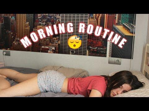 MI RUTINA DE MAÑANA: MORNING ROUTINE  Marru