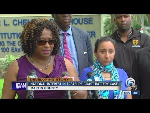 National interest in Treasure Coast battery case