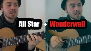 """All Star"" but it's ""Wonderwall"" but it's JAZZ"