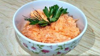 Простий салат з моркви