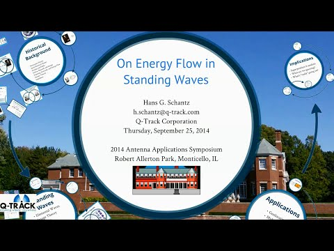 On Energy Flow in Standing Waves