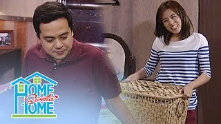 Home Sweetie Home: Laundry Lesson