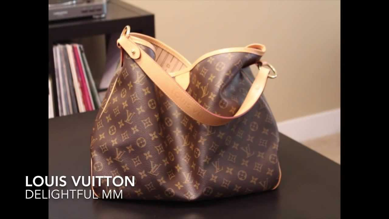 04260bf6f370 Louis Vuitton Handbag Collection 2014 - YouTube