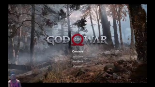 God Of War PS4 - Exploring The Great Unknown (part 1)