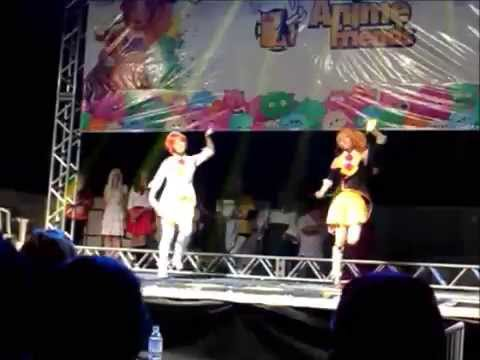 Anon Kanon (VOCALOID) Heart Chrome - Anime Friends 2014