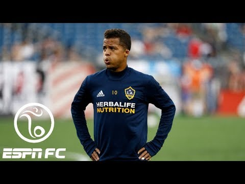 LA Galaxy's Giovani dos Santos voted most overrated in MLS by fellow players | ESPN FC
