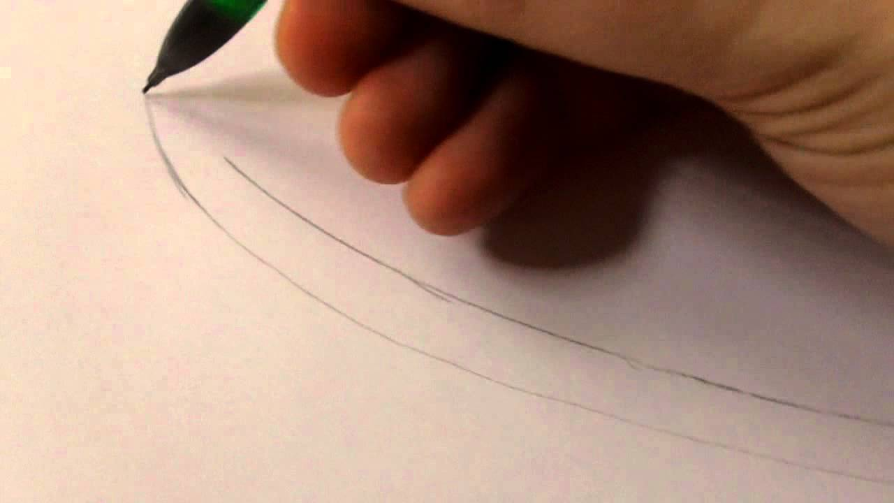 French Curve Template Drawing - YouTube