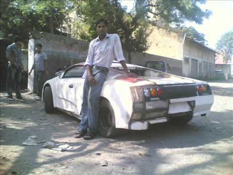 First Indian Sports Car Part Ii Video Youtube