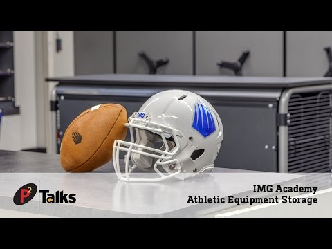P2 Talks - IMG Academy Athletic Equipment Storage Video