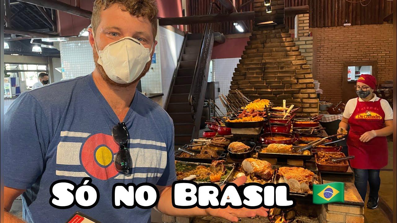 É INCRÍVEL as Coisas que você ENCONTRA na ESTRADA no BRASIL
