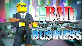 This NEW FPS Game Will Take Over Roblox! | Bad Business Prototype