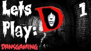 D - PS1 Horror Game - Part 1 - Let