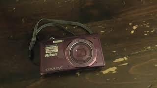 Forgotten Nikon Coolpix S5200