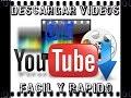 Como Descargar Videos De YOUTUBE Y CUALQUIER PAGINA DE INTERNET !!!!  Savefrom.net Helper :D