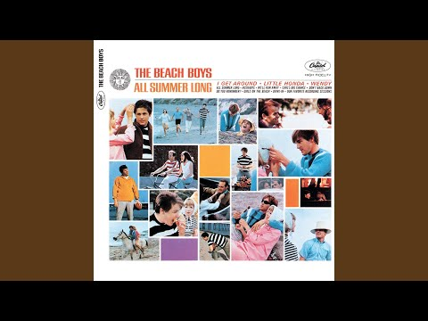 the beach boys do you remember