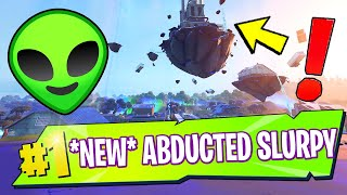 Slurpy Swamp is getting ABDUCTED (LEAKED) - Fortnite 17.30 Update Map Changes