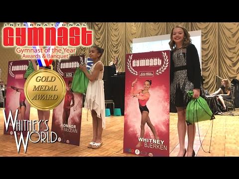 Gymnast of the Year Awards | Gold Medal Award Winner | Whitney Bjerken