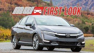2018 Honda Clarity PHEV | First Look