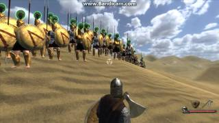 Repeat youtube video 300 - Mount and Blade Warband: Mysticism and Tyranny