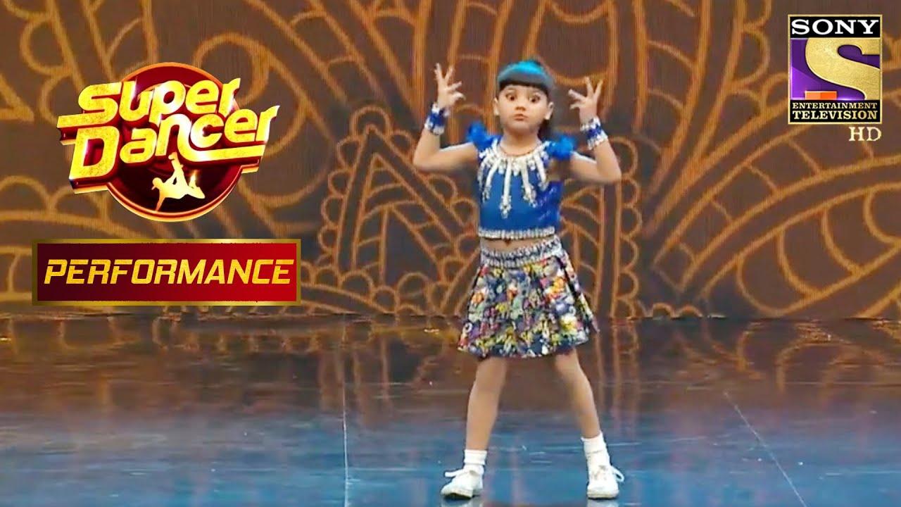 Download Vaishnavi ने दिखाई अपने पहले Performance की झलक | Super Dancer Chapter 2