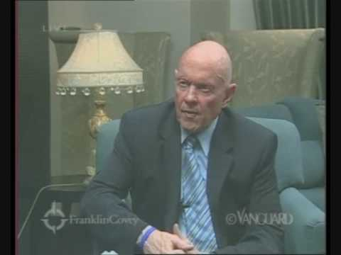 Andleeb interviews Dr.Stephen R.Covey Part II