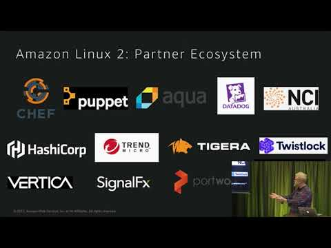 AWS Launchpad on twitch.tv/aws | AWS Introduces Amazon Linux WorkSpaces