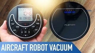 Best Robot Vacuum?! AirCraft Pilot Max | Review