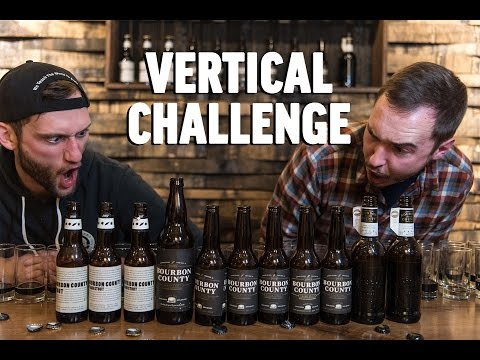 VERTICAL CHALLENGE - Bourbon County Stout 2006-2016