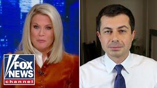 Martha spars with Pete Buttigieg over the Trump economy